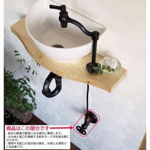 EP17149 Essence アングル止水栓(ブラス) 壁用の給水金具・止水栓 エッセンス イブキクラフト|papasalada|03