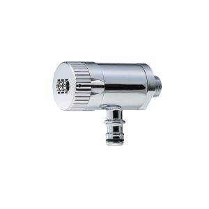 G102K-AT ダイヤルロック式ホース接続回転水栓 ミズロック 庭蛇口|papasalada