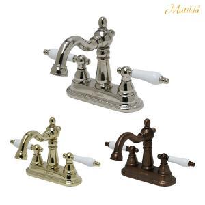 蛇口 水栓 マチルダ アルティメット・ハーデン 選べる3色|papasalada