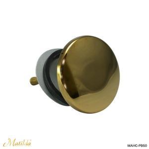 洗面器 洗面ボール用 ホールカバー(ブラス) マチルダ蛇口|papasalada