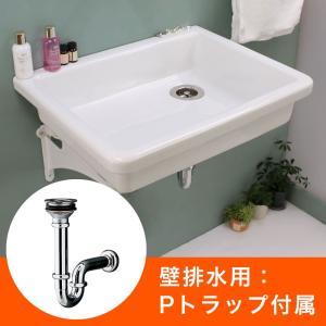 洗面器 排水金具 TOTO シンク(専用排水金具付・壁排水用)|papasalada
