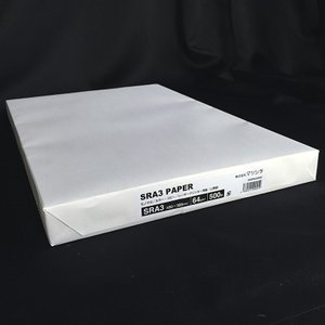 A3ノビ〈SRA3〉上質紙110kg(127.9g/m2)250枚×1包(計250枚)|paper-shop