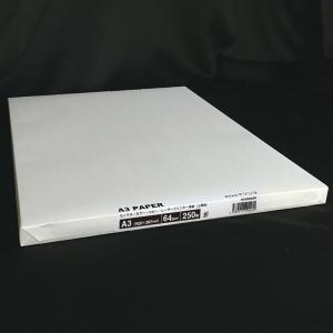 A3上質紙55kg(64g/m2)250枚×1包(計250枚)|paper-shop