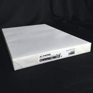 A3上質紙55kg(64g/m2)500枚×1包(計500枚)|paper-shop