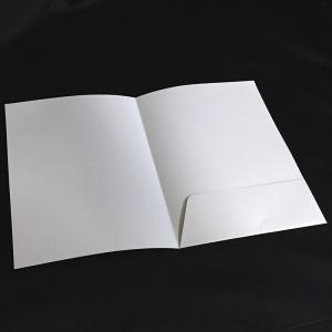 紙製ポケットホルダー(A4書類入用)10枚|paper-shop