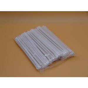紙ストロー 未晒・個包装 100本|paperchase