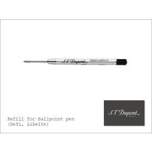 デュポン/S.t. Dupont イージーフロー・ボールペン芯 替芯 レフィル ポスト投函配送対応