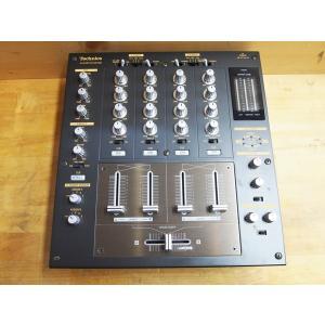 【中古】Technics SH-MZ1200-K DJミキサー|paprica-music