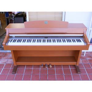 【中古】YAMAHA CLP-330 2010年製 88鍵 電子ピアノ ニューチェリー|paprica-music