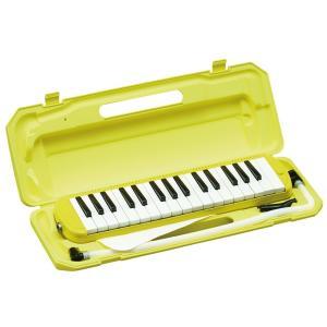 【即日配送】KC 鍵盤ハーモニカ P3001-32K/BK ブラック|paprica-music