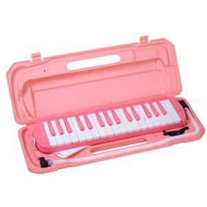 【即日配送】KC 鍵盤ハーモニカ P3001-32K/SAKURA サクラ|paprica-music
