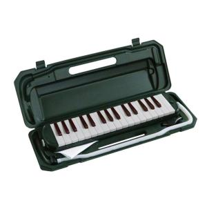【即日配送】KC 鍵盤ハーモニカ P3001-32K/MGR モスグリーン|paprica-music