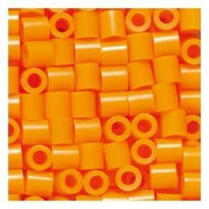 【パーラービーズ】(単色)5004 オレンジ (カワダ アイロンビーズ)