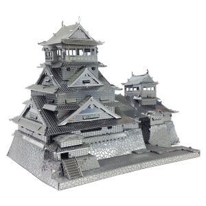メタリックナノパズル 熊本城 T-MP-006(テンヨー)|paprika8