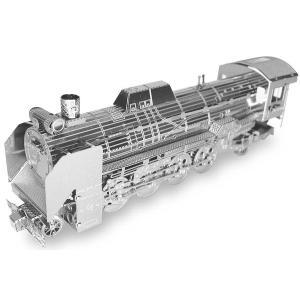 メタリックナノパズル D51-498号機形蒸気機関車 T-MN-048 (テンヨー)|paprika8