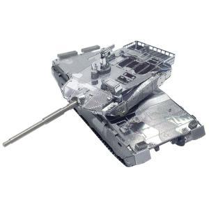 メタリックナノパズル 陸上自衛隊 10式戦車 T-MN-058 (テンヨー)|paprika8