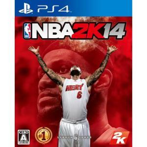 新品 PS4 NBA 2K14   (PLJS-74001) papyrus-two