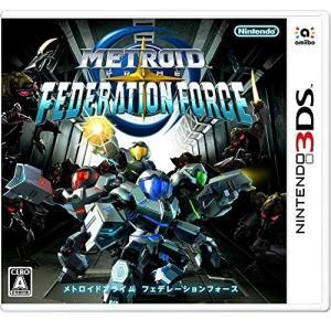 新品 3DS メトロイドプライム フェデレーションフォース (CTR-P-BCAJ)