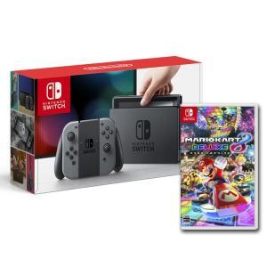 商品名:Nintendo Switch 本体 + マリオカート8デラックス セット メーカー:任天堂...