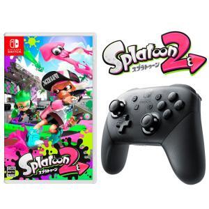 タイトル: Splatoon 2 (スプラトゥーン2)ソフト + Nintendo Switch P...
