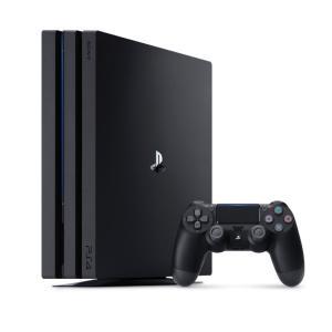 商品名:PlayStation4 Pro ジェット・ブラック 1TB メーカー:ソニー・インタラクテ...