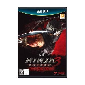 新品 WiiU  NINJA GAIDEN 3:Razor's Edge papyrus-two