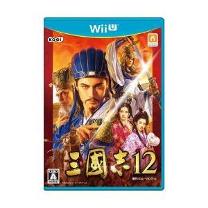 新品 WiiU  三國志12 papyrus-two