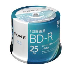 SONY 50BNR1VJPP4 BD−R 25GB 50枚スピンドル
