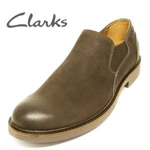 クラークス CLARKS 靴 メンズ スリッポンシューズ カジュアル ローファー セール Wahlton Free