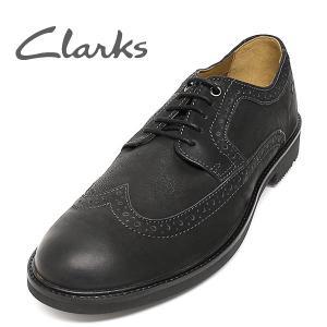 クラークス CLARKS 靴 メンズ ビジネスシューズ ウイングチップ セール Wahlton Wing