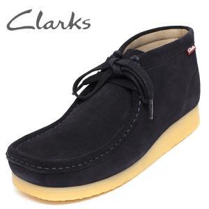 クラークス CLARKS 靴 メンズ ワラビー ブーツ セール Stinson Hi