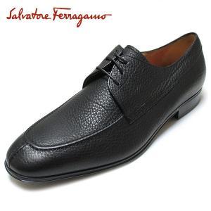 フェラガモ FERRAGAMO 靴 メンズ Uチップ ビジネスシューズ DIMARO paradis