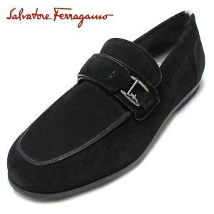フェラガモ FERRAGAMO 靴 ローファー メンズ シューズ ビジネスシューズ フェラガモワールド TEMPO2 paradis