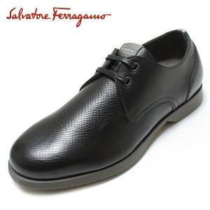 フェラガモ FERRAGAMO  靴 メンズ プレーントゥ ビジネスシューズ フェラガモワールド MOTION paradis
