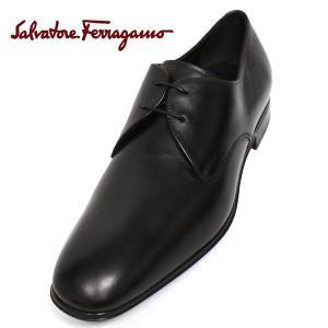フェラガモ 靴 メンズ FERRAGAMO ビジネスシューズ プレーントゥ FABULOUS paradis