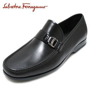 フェラガモ FERRAGAMO  靴 メンズ ローファー ビジネスシューズ GEROLAMO paradis