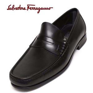 フェラガモ 靴 メンズ ローファー FERRAGAMO ビジネスシューズ MARCO paradis