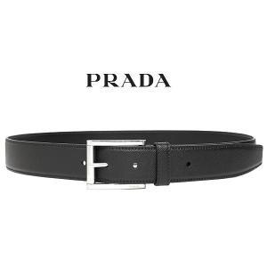 0b4388beb674 プラダ PRADA アウトレット ベルト メンズ レザー ビジネス 2CC057