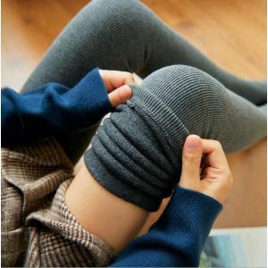 ニーハイソックス 靴下 レディース 超ロング丈 オーバーニーソックス 暖かい 裏起毛 裏ボア付き 滑...