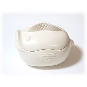 ジェンガラ ケラミック食器/JENGGALA/ フィッシュ キャセロール C-1170-14|paradox-crafts
