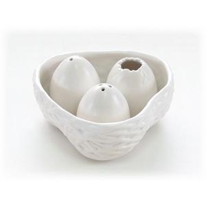 ジェンガラ ケラミック食器/JENGGALA/ 調味料入れ セット C-1724-14|paradox-crafts