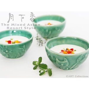 ジェンガラ ケラミック食器/JENGGALA/ ボウル TOMOKO KONNO Bowl Snake C-2751-TCC|paradox-crafts|07