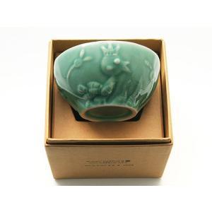 ジェンガラ ケラミック食器/JENGGALA/ ボウル TOMOKO KONNO Bowl Bird C-2755-TCC|paradox-crafts