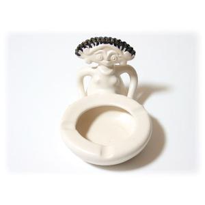 ジェンガラ ケラミック食器/JENGGALA/ チリ 灰皿 HA-018-14-44H|paradox-crafts