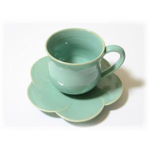 ジェンガラ ケラミック食器/JENGGALA/ フランジパニ コーヒーカップ HC-025-R-1107-2155|paradox-crafts