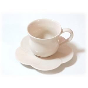 ジェンガラ ケラミック食器/JENGGALA/ フランジパニ コーヒーカップ HC-025-R-1107-2330|paradox-crafts