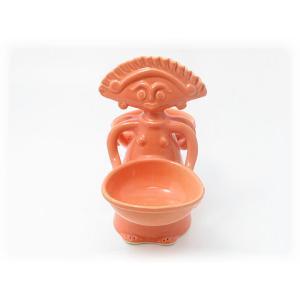 ジェンガラ ケラミック食器/JENGGALA/ チリ ソース入れ HD-086-148|paradox-crafts