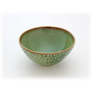 ジェンガラ ケラミック食器/JENGGALA/ フランジパニ ボウル R-1500-147-CL|paradox-crafts