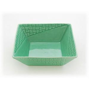 ジェンガラ ケラミック食器/JENGGALA/ Tikar ボウル R-1659-TCC|paradox-crafts