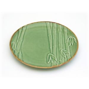 ジェンガラ ケラミック食器/JENGGALA/ Bamboo BB Plate|paradox-crafts